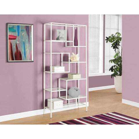 Monarch Specialties I 7159 Bookcase