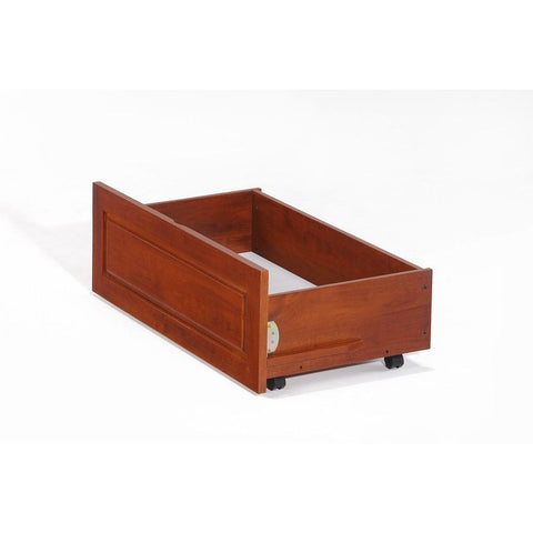 Night and Day Cinnamon Drawer Bunk Set