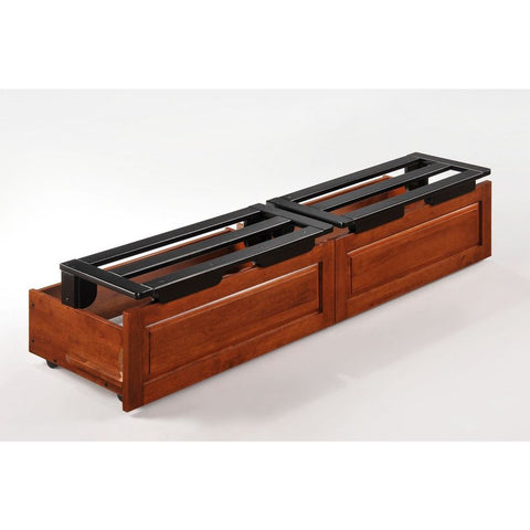 Night and Day Daybed Extension Drawer Units Set