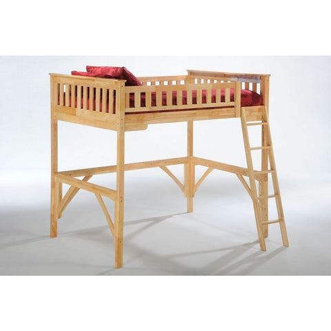 Night and Day Ginger Loft Bunk Bed