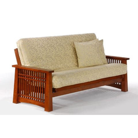 Night and Day Solstice Futon Frame