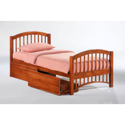 Night and Day Zest Molasses Bed