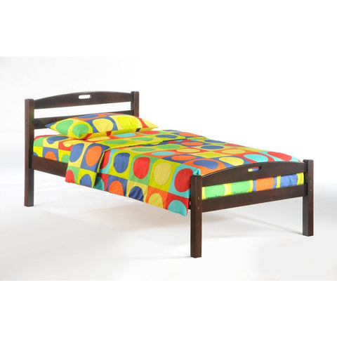 Night and Day Zest Sesame Panel Bed