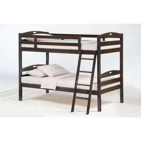 Night and Day Zest Sesame Twin / Twin Bunk Bed