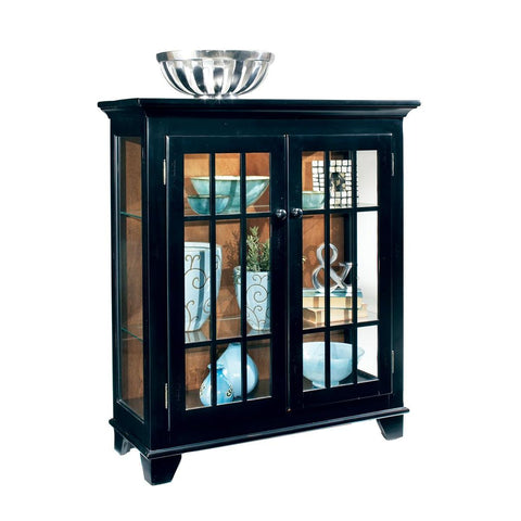 Philip Reinisch Color Time Barlow Display Console In Pirate Black