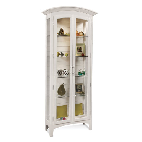 Philip Reinisch Color Time Pierport Display Cabinet in Sandshell