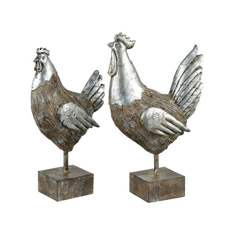Pomeroy Avery Hill Set of 2 Chickens