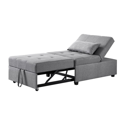 Powell Boone Sofa Bed in Grey