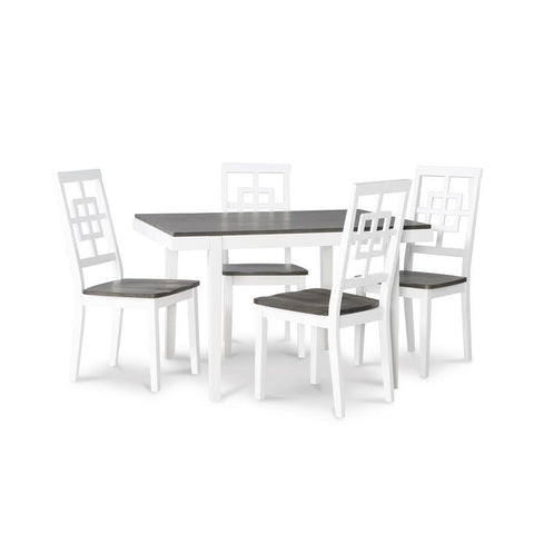 Powell Brady 5PC Dining Set