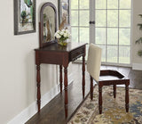 Powell Chadwick Vanity w/Stool in Rich Cherry