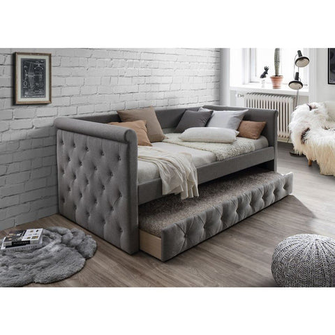 Powell Diona Daybed in Grey