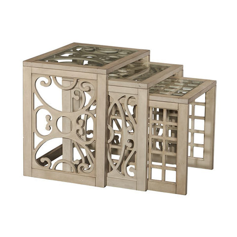 Powell Juliana Nesting Tables in Restoration