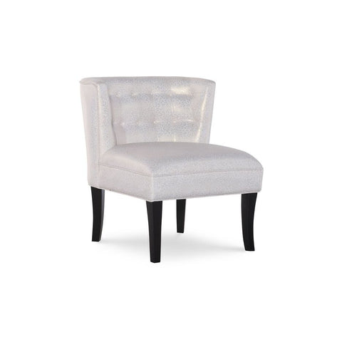 Powell Laurel Accent Chair in Black