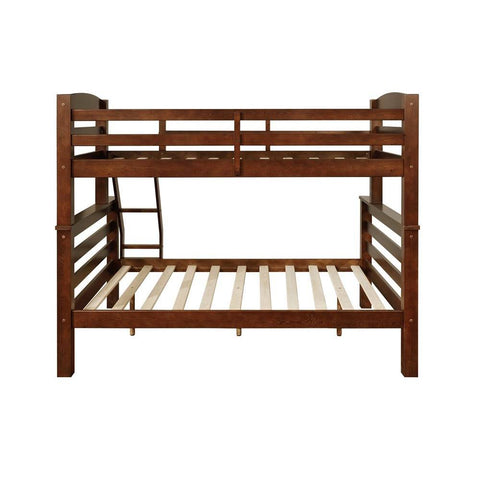 Powell Levi Twin Full Bunk - Espresso