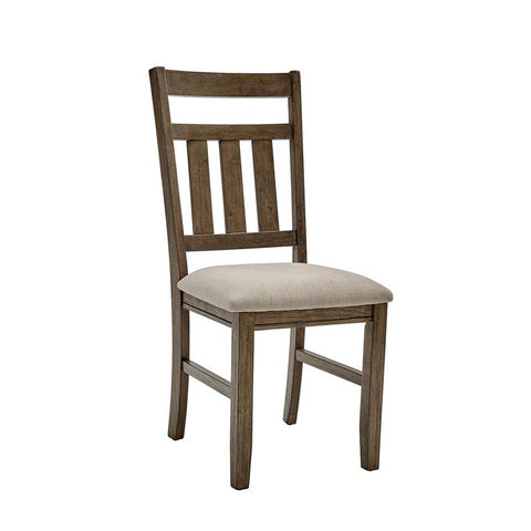 Powell Turino Rustic Umber Side Chair (set of 2)