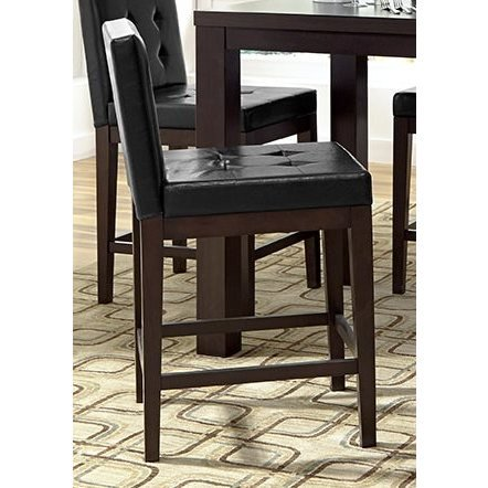 Progressive Furniture Athena Counter Upholstered Dining Chairs