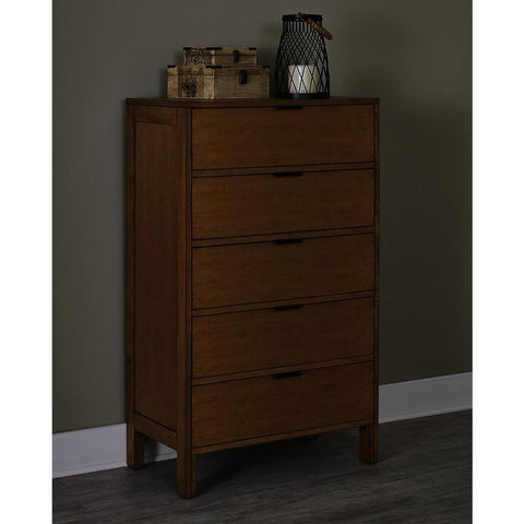 Progressive Furniture Strategy Chest in Jute