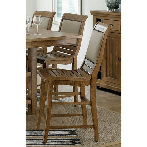 Progressive Furniture Willow Counter Upholstered Chair