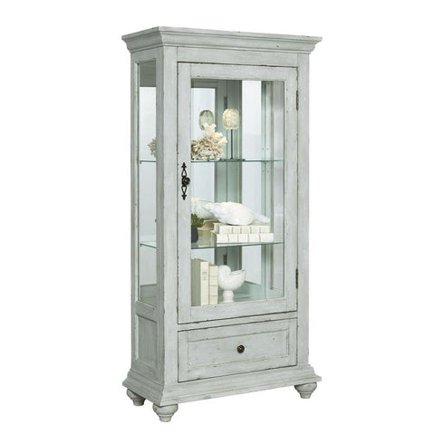 Pulaski Addison Weathered Accent Curio