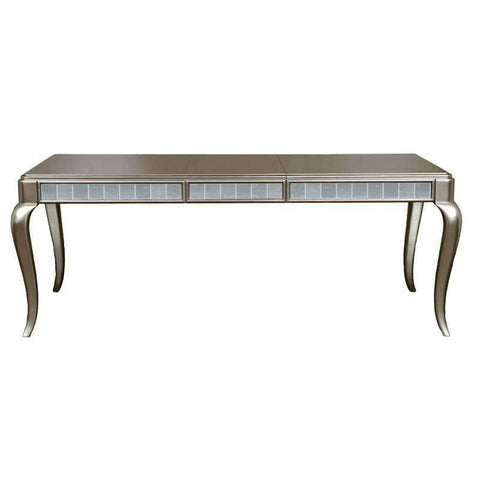Pulaski Diva Rectangular Leg Dining Table