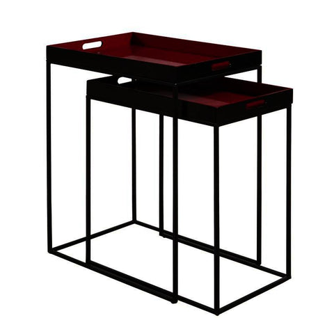 Pulaski Dominic Nesting Tray Tables
