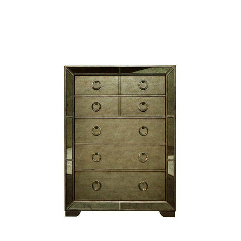 Pulaski Farrah Chest in Metallic