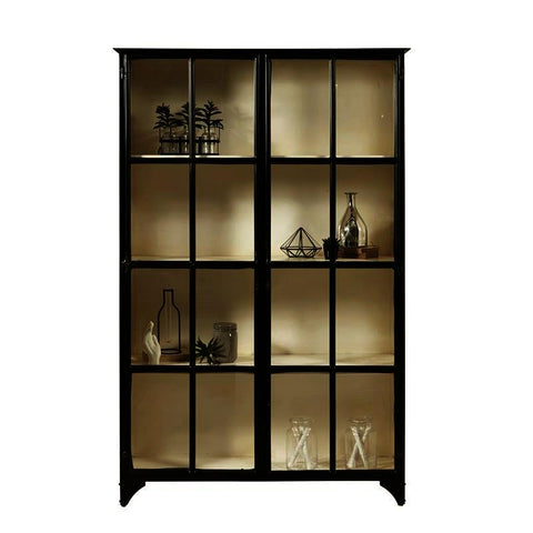 Pulaski Maura Iron Display Cabinet