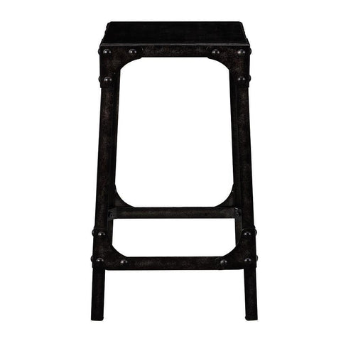 Pulaski Maywood Industrial Gathering Height Stool