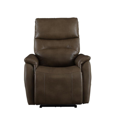 Pulaski Melissa Power Recliner in Roman Chestnut