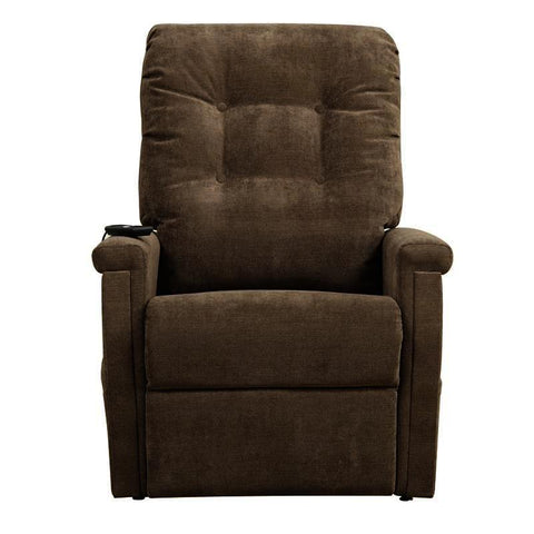 Pulaski Montreal Coffee Fabric Lift Chair