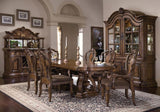 Pulaski San Mateo 8 Piece Double Pedestal Dining Room Set