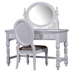 Pulaski SweetHeart Vanity w/Mirror & Chair