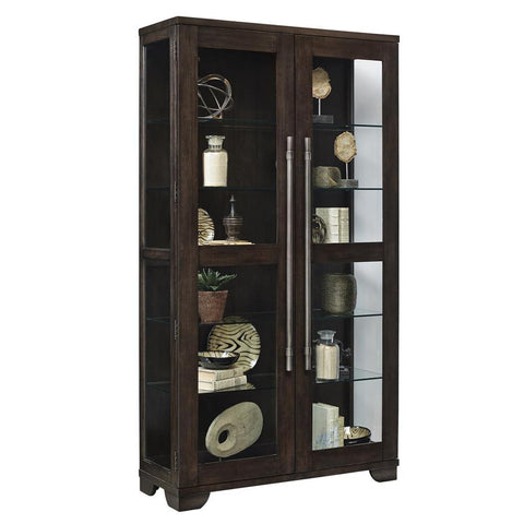 Pulaski Zadie Double Door Display Cabinet