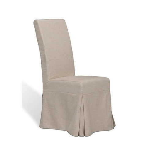 Sarreid Draped Side Chair