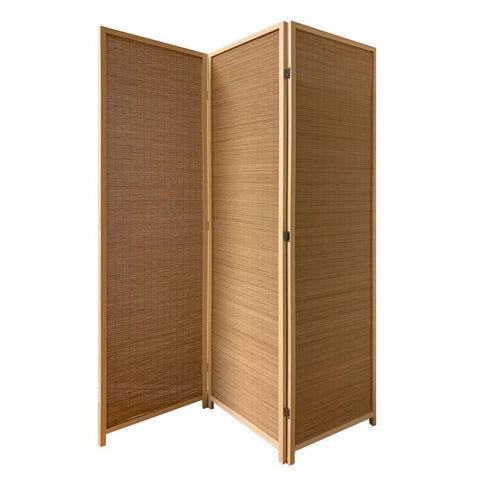 Screen Gems 3 Panel Bamboo Osaka Screen SG-358