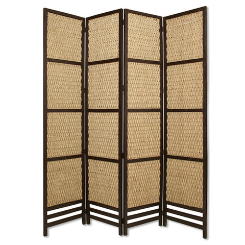 Screen Gems Braided Rope Screen Four Panels