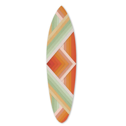 Screen Gems Radical Surfboard Wall Art SGW91907