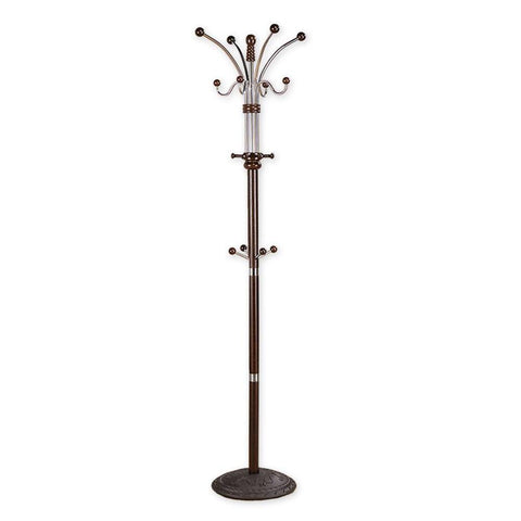 Screen Gems Thomas Coat Rack in Espresso SGT685-ESP