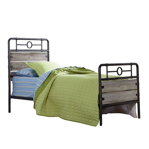 Standard Furniture Barnett Metal Bed