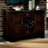 Standard Furniture Bella 50 Inch Server in Walnut