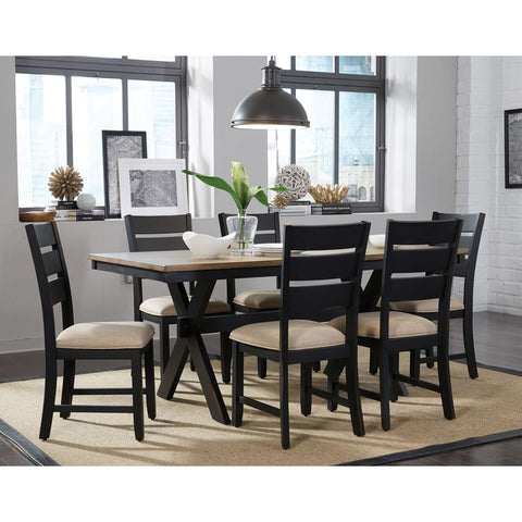 Standard Furniture Braydon 7 Piece Leg Dining Room Set