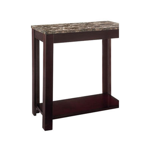 Standard Furniture Chair Side Table - Faux Marble