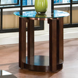 Standard Furniture Coronado 24 Inch End Table in Cherry