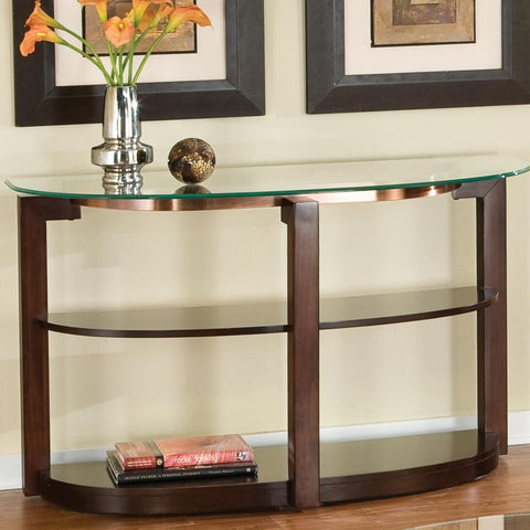 Standard Furniture Coronado 48 Inch Sofa Table in Cherry