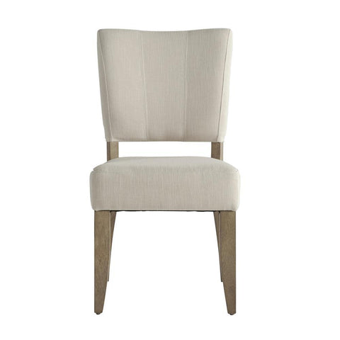 Standard Furniture Dakota Beige Upholstered Side Chair