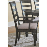 Standard Furniture Garrison Upholstered Arm Chair