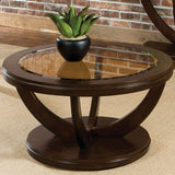 Standard Furniture La Jolla 38 Inch Cocktail Table in Cherry