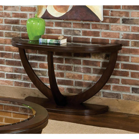 Standard Furniture La Jolla 48 Inch Sofa Table in Cherry