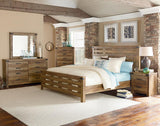 Standard Furniture Montana 5 Drawer Chest in Pine