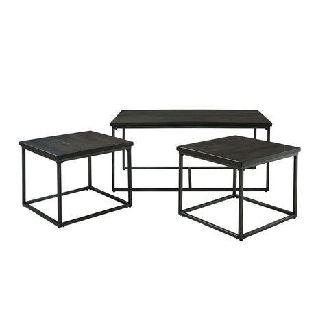 Standard Furniture Montvale Nesting Table - 3-Pack Only